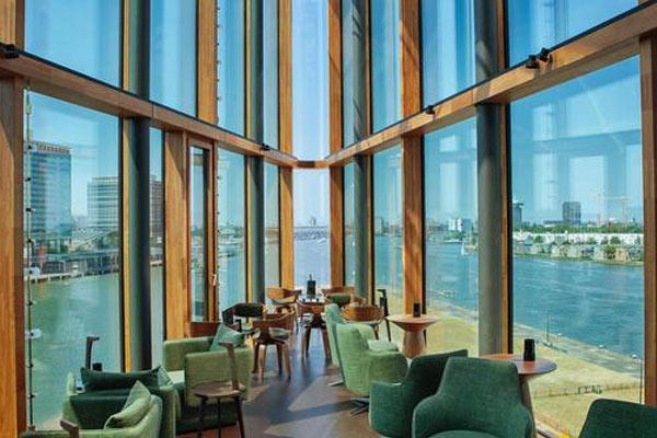 hotel vilamhout - Gelamineerd hout