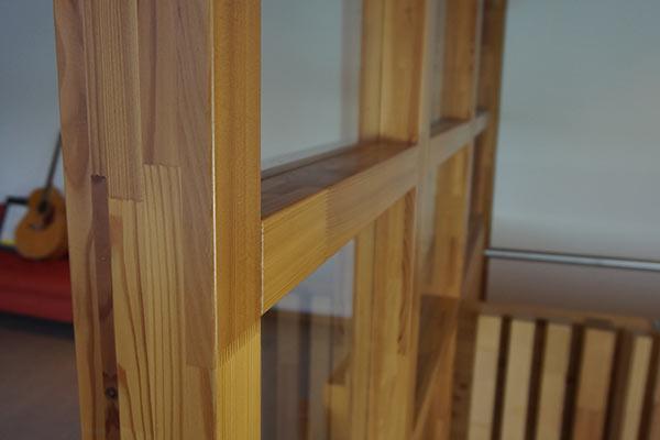 kozijn voorbeeld vilam - Gelamineerd hout