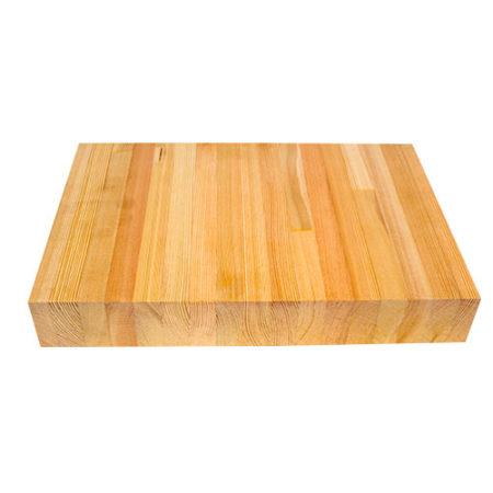 Panelen en traphout